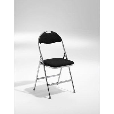 tygklädd stol