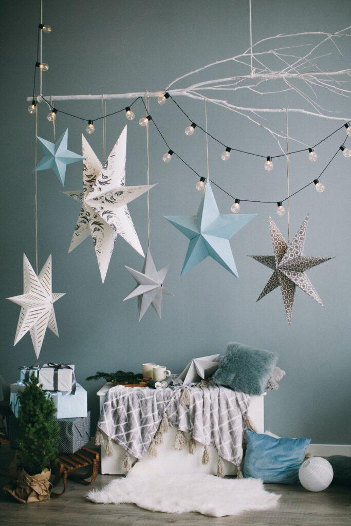 Julpynt: Stjärnor