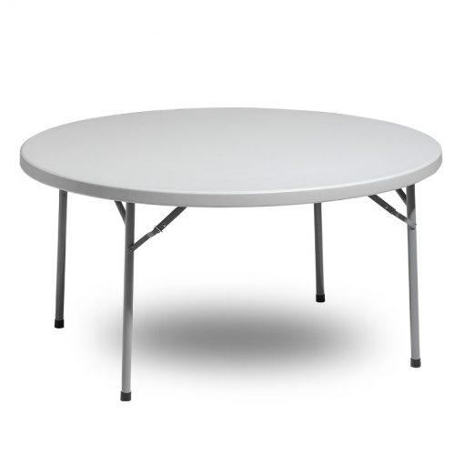 runt bord för 6 till 8 personer