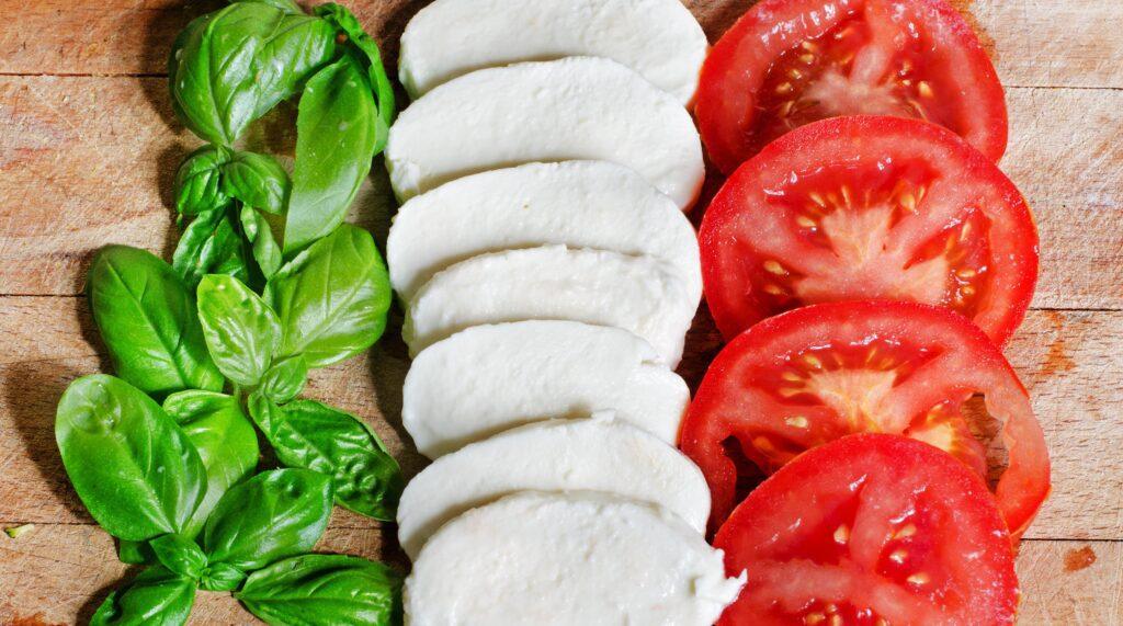 catering på italienskt sätt