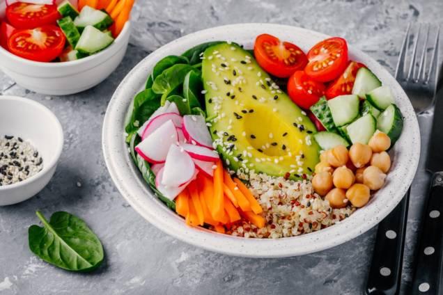 Vegetarisk och vegansk catering